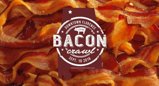 Bacon Crawl